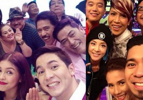 The Results For The Latest TV Ratings Are In And Eat Bulaga! Dominated At A Whopping 42.7%!