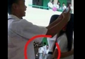Warning: This Photo Of A Headless Pinay Student Is Terrifying People All Over The Country