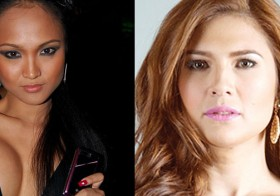 A Former FHM Covergirl Just Accused Vina Morales Of Preventing Her Ex-Boyfriend From Visiting Their Baby