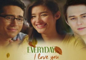 Finally! Here's An Exclusive Look At 'Everyday I Love You' Starring Enrique Gil And Liza Soberano