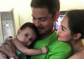 It's Official: Marian Rivera And Dingdong Dantes Are Now Proud Parents!