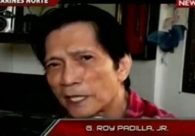 Former Governor And Robin Padilla's Brother, Roy Padilla Jr To Be Incarcerated In New Bilibid Prison