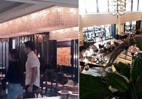 Maine Mendoza And Alden Richards Were Just Spotted On A Date At A Buffet Restaurant