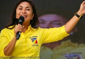 Vice Presidential Aspirant Leni Robredo Claims Victory Over Bongbong Marcos Jr.