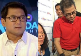 Mayor Herbert Bautista's Brother, Hero Bautista Apparently Tested Positive For Using Drugs