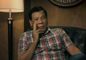 President Duterte's Christmas Greeting To All Criminals And Druglords Is Absolutely Badass And Chilling