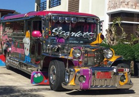 This Pimped Out Jeepney Is Turning Heads In The Philippines… OMG