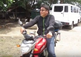 Meet The Filipino Inventors Who Managed To Successfully Create A Water Fuelled Car & Motorcycle