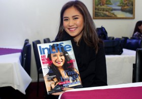 Tough Five Interview With Sarah Geronimo By InLife Magazine