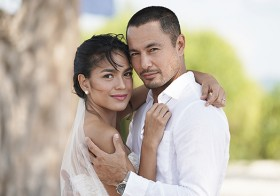 Derek Ramsay and Andrea Torres Heat Up GMA TV with The Better Woman