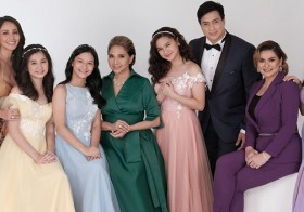 Three siblings in search of their rightful place as heiresses on GMA's Prima Donnas