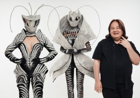 Filipino Fashion Designer To Watch Out For: The Amazing Rocky Gathercole