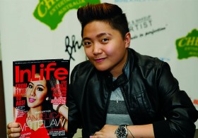 """One On One With Former """"Glee"""" Star: Jake Zyrus"""