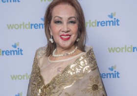 One On One With A Filipina Icon: Lillian De Los Reyes