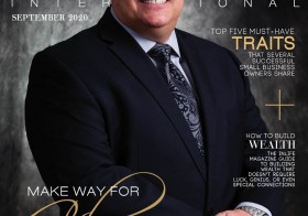Meet The Man Behind The Cover Of The September 2020 Issue Of InLife International: The Amazing Chris Cebollero