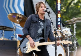 It's Official: Keith Urban Is The Next Cover Artist Ahead Of Rolling Stone Australia's Sixth Issue